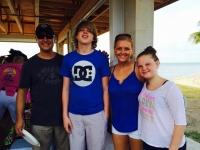 Chris, Chris, Sarah & Senie Grant.jpe