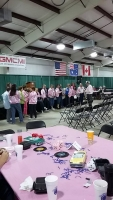 Bob & the Pink Ladies doing trivia 2.jpg